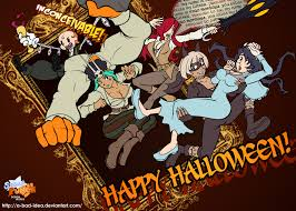 halloween chibi background happy halloween from skullgirls norematch