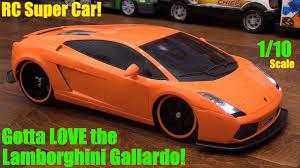 Lamborghini Gallardo New Model - rc toy cars 1 10 scale lamborghini gallardo remote control