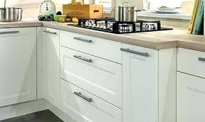 poignee de meuble de cuisine poignee de placard cuisine lot 4 poignaces meuble louna porte