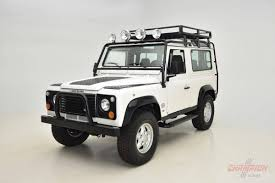 used land rover defender 1997 land rover defender 90 for sale 2034496 hemmings motor news