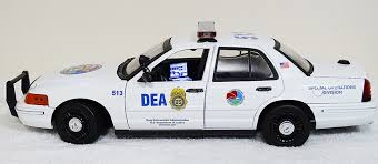 toy police cars with working lights and sirens for sale custom 1 18 dea drug enforcement ford crown vic police car toy