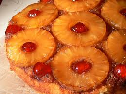 pineapple upside down cake recipe youtube