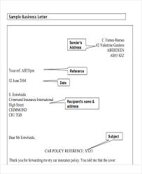 business letter format 44 business letter format free premium templates