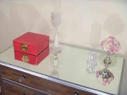 How To Make A Mirrored Nightstand Diy Diy Mirrored Dresser The Tamara Blog
