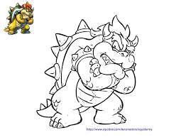 coloring pages of mario characters mario bro coloring pages laura williams
