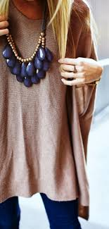 blue fashion necklace images 180 best how to match cobalt blue images casual jpg