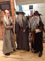 gandalf the grey costume 9 steps with pictures