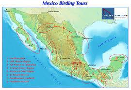 map of mexico yucatan region mexicotours 1024 jpg