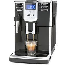 Coffee Grinder Espresso Machine Gaggia Anima Super Automatic Espresso Machine