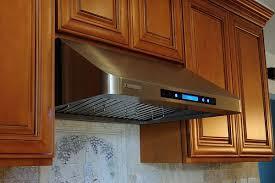 how to install a range hood under cabinet xtremeair px10 u30 under cabinet kitchen exhaust range hood kitchen