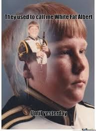 Albert Meme - fat albert by deioky meme center