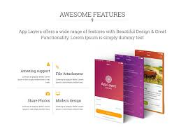 100 best responsive free one page bootstrap template with html5 of
