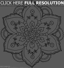 best solutions of printable mandala to color for kids in cover