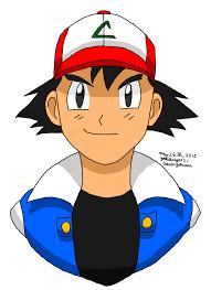 ash ketchum pokemon u2014 weasyl