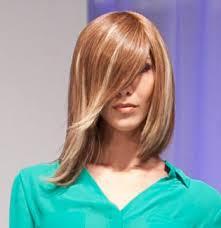 hi light fringe hairstyles how to medium length straight bob haircut with peek a boo beige hi lights