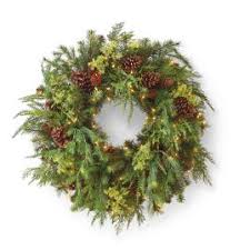 Pre Decorated Christmas Garland Pre Decorated Greenery Decorated Garland Decorated Wreaths