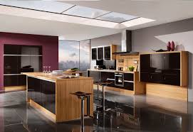 lack kchen schwarz küche in schwarz kücheninsel wohnküche www dyk360 kuechen de