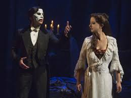 phantom of the opera halloween costume christine edgy new phantom of the opera crashes into h town with the voice