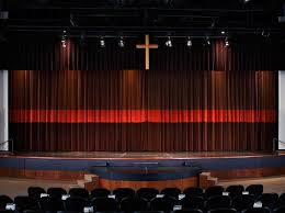 Portable Stage Curtain Stage Curtain Pictures Stage Curtains Qsd Inc Church Drapery
