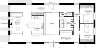 plan maison contemporaine plain pied 3 chambres plan maison moderne plain pied 3 chambres page 0 klasztor co