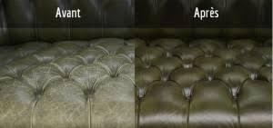 comment refaire un canapé en cuir comment entretenir un canapé blanc la maison du convertible