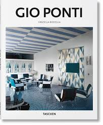 Gio Ponti | godfather of italian design gio ponti taschen books