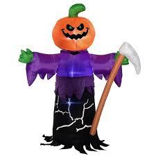 Halloween Lighted Pumpkin Decorations by 21 Best Halloween Garden Yard Lawn Decoration Inflatables Pumpkin