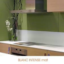 bandeau cuisine credence de cuisine en verre depoli laque sur mesure format longueur