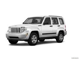 jeep cars white used jeep liberty for sale
