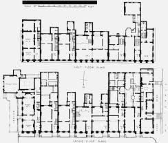 plate 118 richmond terrace ground and first floor plans