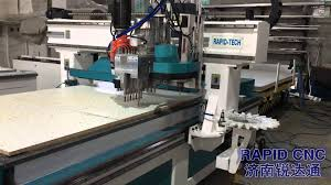 Cnc Cabinet Doors by Carousel Atc Wood Cnc Router For Cabinet Wardrobe Door Italy