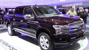 2018 ford f150 and its new engines at the toronto international