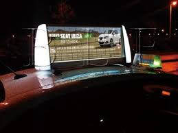 Taxi Light Taxi Top Ads Trivision Cdf 15 Taxi Top Ads Taxi Light Taxi Top