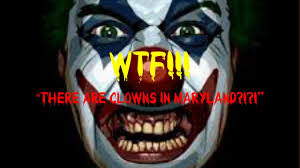 halloween costumes maryland there are clowns in maryland youtube