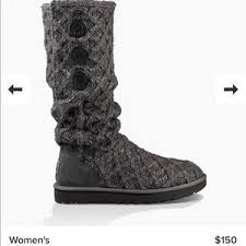 s grey ankle ugg boots s lattice cardy ugg boots on poshmark