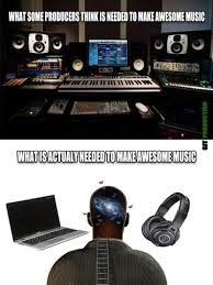 Music Producer Meme - 7 things every music producer should do sound oracle sound kits