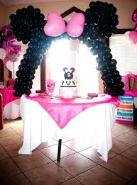 minnie mouse party ideas 1st birthday decorations girl minnie mouse birthdays pictures st