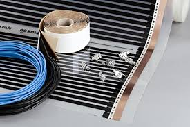 heating floor 14m2 underfloor heating kit for