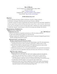 resume business analyst banking domain concepts roy hoppe it business analyst resume 60601