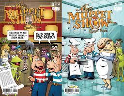 muppet comic mondays muppet show comic book 5 u2013 family