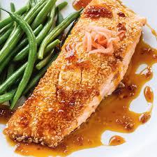 cuisiner le saumon saumon teriyaki ricardo