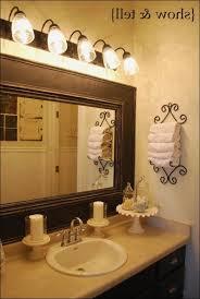 bathroom amazing black round mirror round vanity mirror