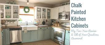 distressed gray kitchen cabinets chalk paint kitchen cabinets