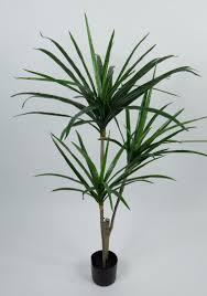 Yucca Wohnzimmer Dracena Palme 120cm Pf Künstliche Pflanzen Palmen Palme