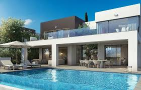 Modern Villas by New Modern Villas La Cala Costa Del Sol New Developments