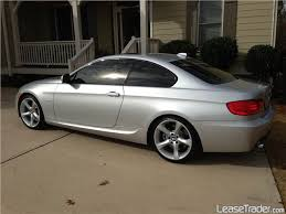 bmw 2011 coupe 2011 bmw 335i coupe lease