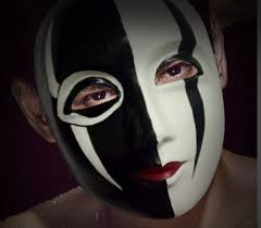 aliexpress com buy new quality handmade diy mask halloween black