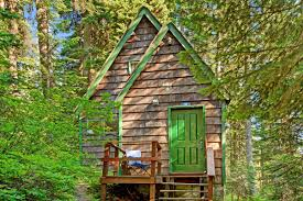 retreat to a tiny house in snoqualmie pass for under 100k