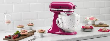 kitchen collections appliances small pink collection kitchenaid