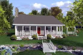 Home Plans With Porch Small Cabin House Plans Small Cabin Floor Plans Small Cabin